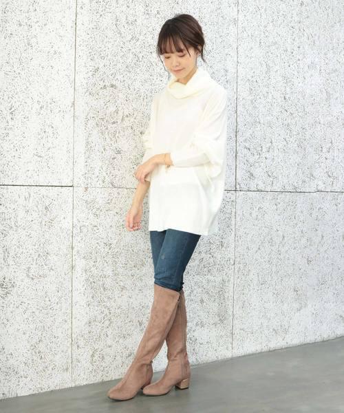 北海道 1月 おすすめ 服装 パンツコーデ