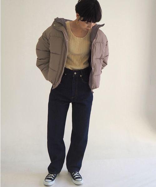 大阪 2月 服装 パンツコーデ7