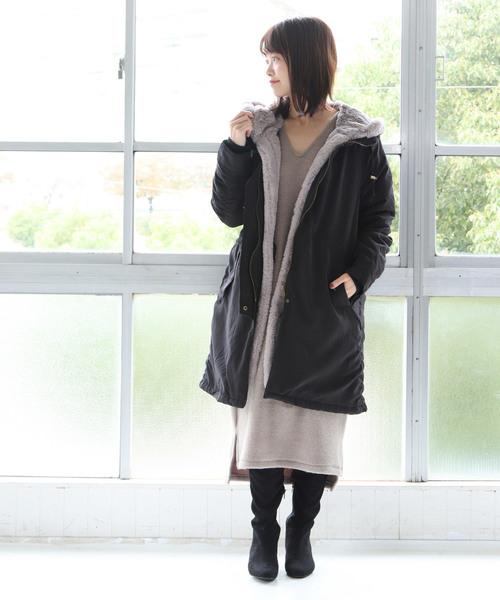 北海道 1月 おすすめ 服装 アウターコーデ