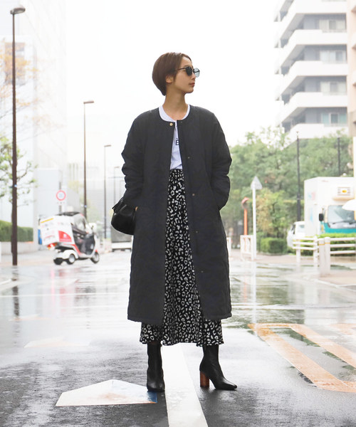東京 1月 おすすめ 服装 スカートコーデ8
