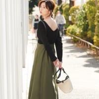 どんな時も女っぽさ最優先♡カジュアルもきれいめも「スカート」で♡