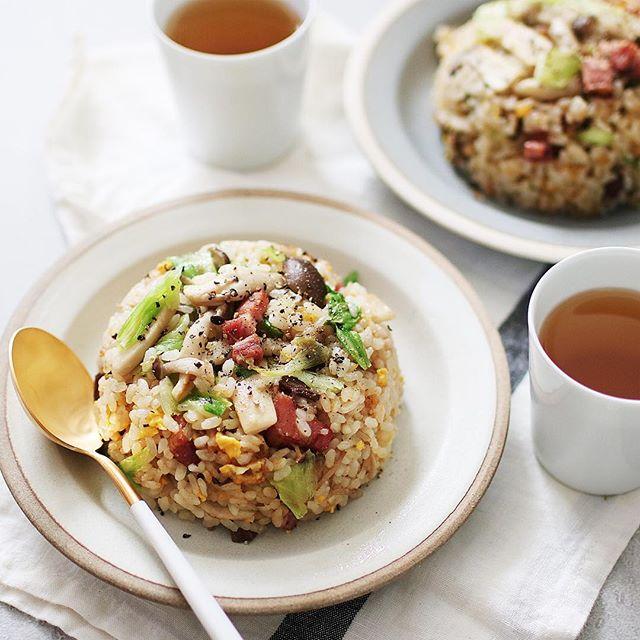 きのこ 人気レシピ ご飯物 麺類5