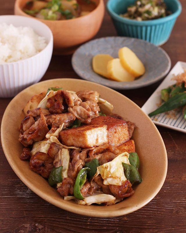 豚肉 簡単 作り置き料理 お弁当2