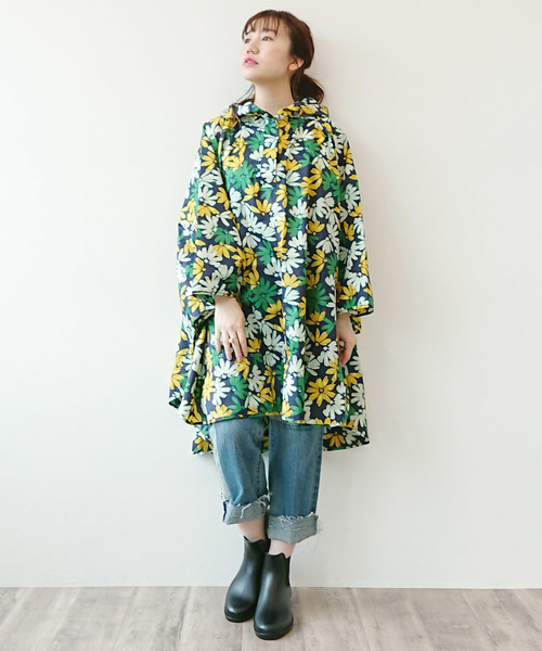 [Three Four Time] w.p.c PONCHO