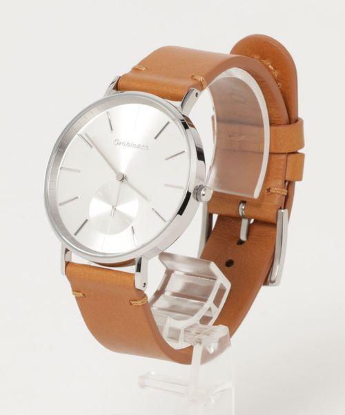 [THE PLATINUM SELECT] 【Orobianco】オロビアンコ センプリチタス 腕時計