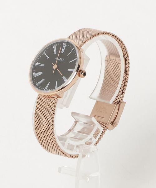 [UNCUT BOUND The Standard] ADEXE (アデクス) 2503M-03 腕時計