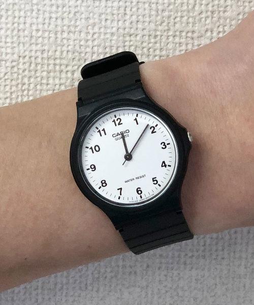 [COMMON WARE] CASIO MQ-24 MQ-24-1B2 MQ-24-7B2 CASIO / カシオ スタンダード クォーツ腕時計