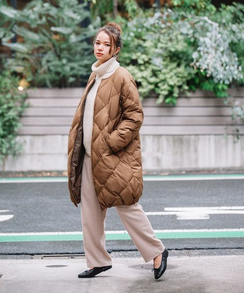大阪 2月 服装 パンツコーデ8