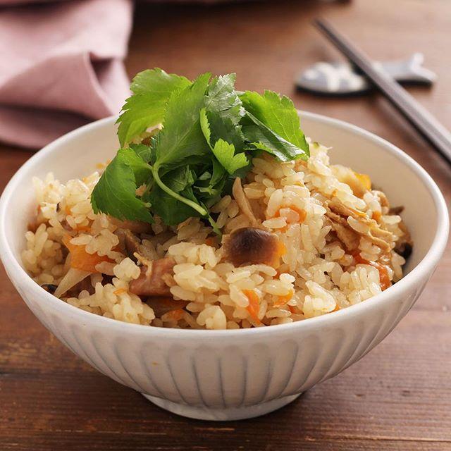 きのこ 人気レシピ ご飯物 麺類