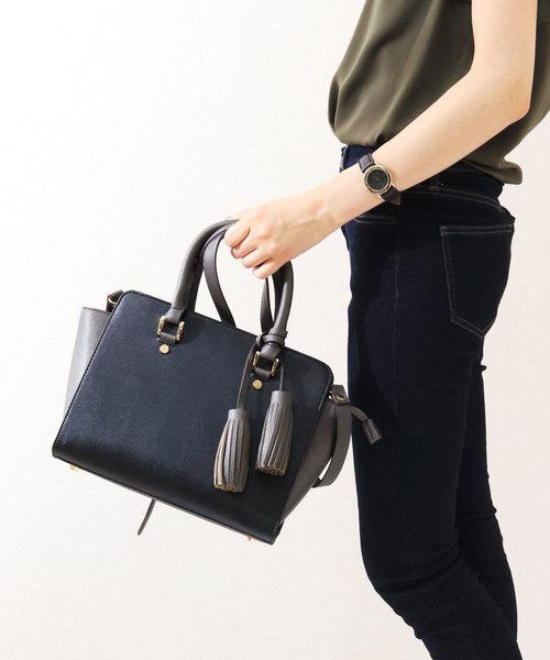 オフィスカジュアル 鞄