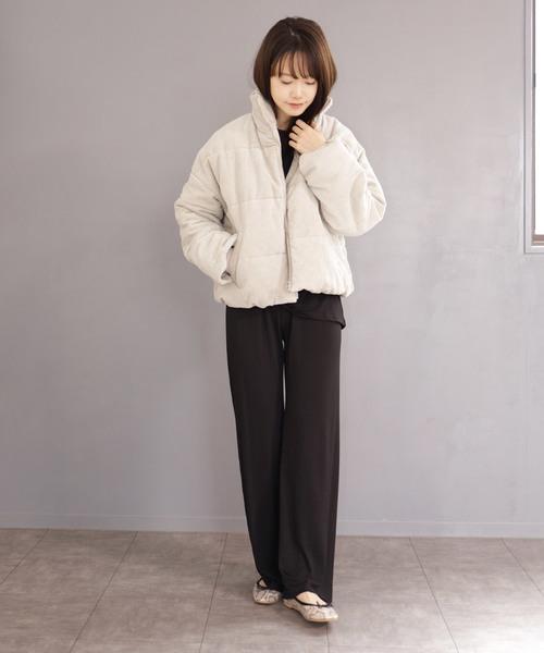 大阪 2月 服装 パンツコーデ5