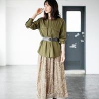 スカートがあればかわいくなれる♡2019秋おすすめスカートコーデ15選♡