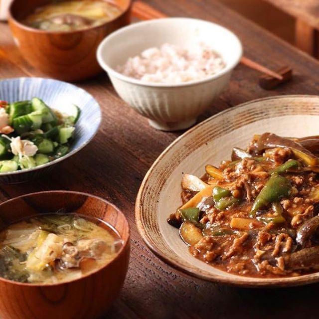 モリモリご飯が進む絶品レシピ!簡単本格麻婆茄子