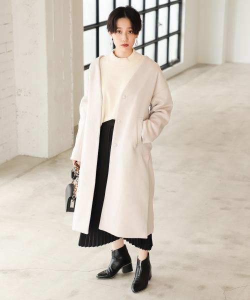 東京 1月 おすすめ 服装 スカートコーデ2