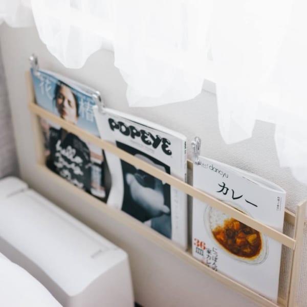 狭い部屋の収納アイデア18