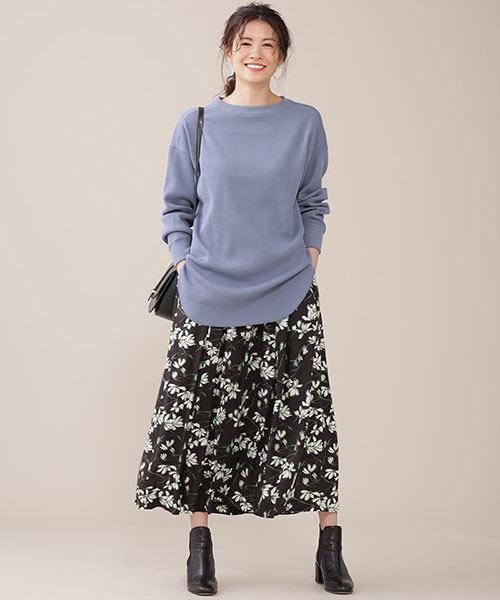 【沖縄】1月におすすめの服装 スカート4