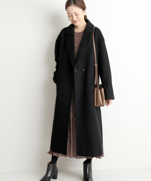 東京 1月 おすすめ 服装 ワンピースコーデ6