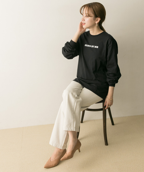 [URBAN RESEARCH] STAND BY ME LONG-SLEEVE T-SHIRTS