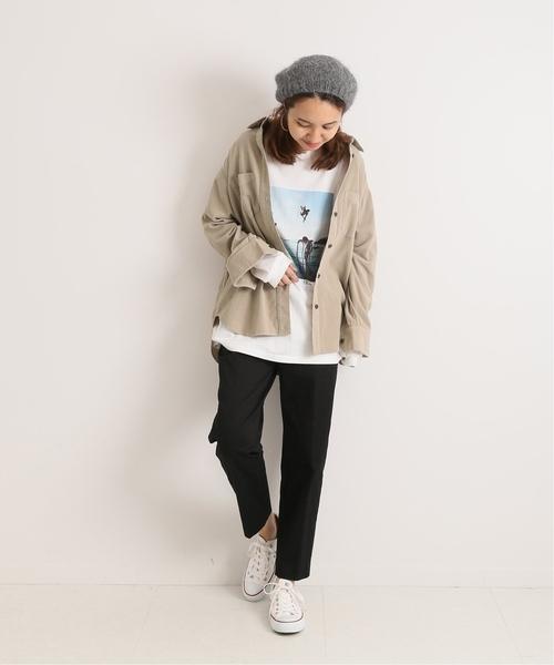 [Spick & Span] コールシャツ◆
