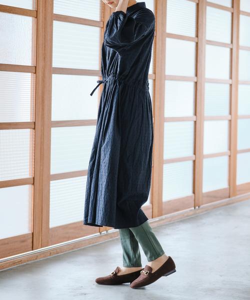 6[ORiental TRaffic] 秋冬新作★ビットモチーフローファー★9333