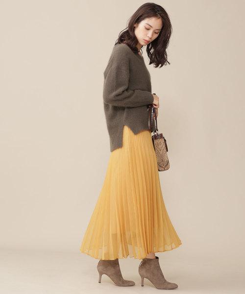 この秋、大人女性が着るべきコーデ5