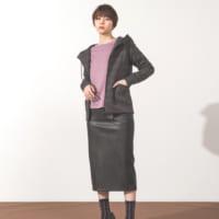 レザースカートコーデ24選!大人の甘辛ファッションをカラー別にご紹介♪