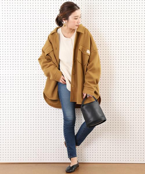 2[FREAK'S STORE] 【WEB限定】PENNEYS/ペニーズ 別注CPOシャツジャケット