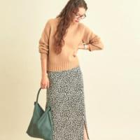 旬の柄で即今っぽく♪レオーパード柄スカートの大人スタイル15選