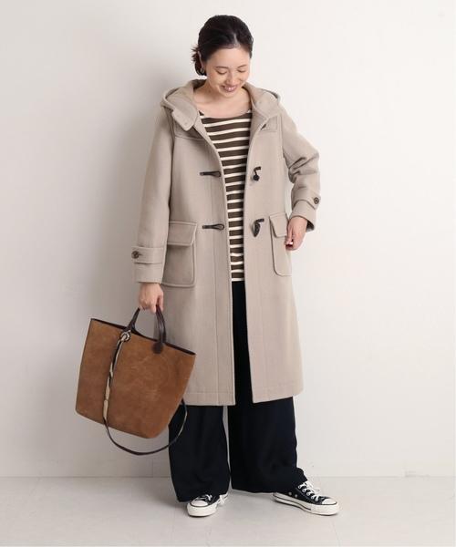 東京 1月 おすすめ 服装 パンツコーデ7