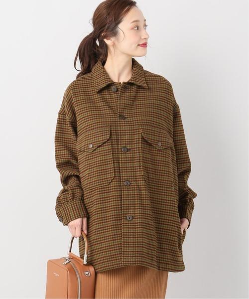 [JOURNAL STANDARD] 【PENDLETON / ペンドルトン】CPOシャツジャケット