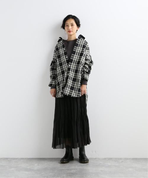 [JOURNAL STANDARD] 【TRADITIONAL WEATHERWEAR】 BG TCK-UP SH:シャツ