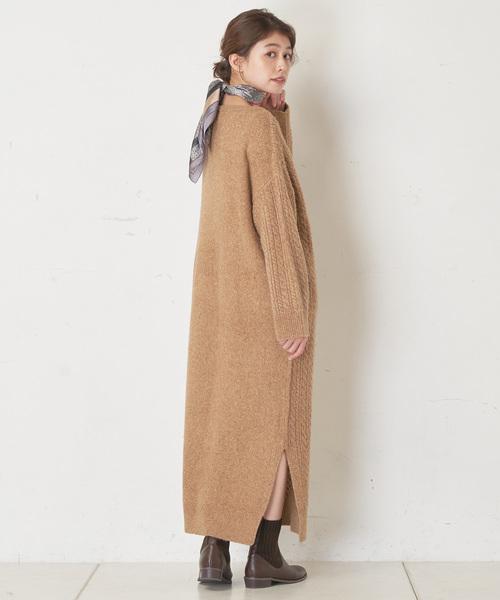 [CIAOPANIC TYPY] マルチ柄スカーフ