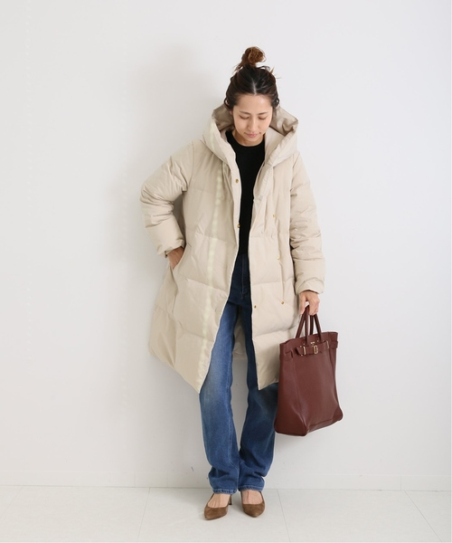 名古屋 1月 服装 デニムコーデ3