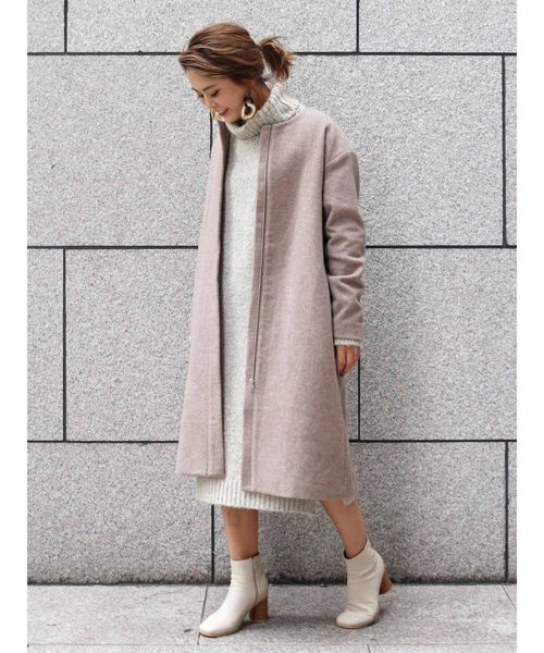 京都 1月 服装 デート17