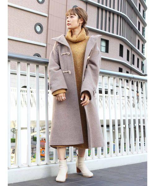京都 1月 服装 デート23