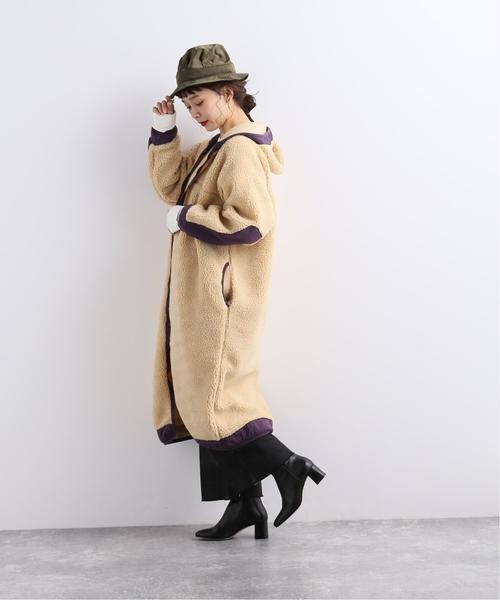 [JOURNAL STANDARD] 【SUNNY SPORTS/サニースポーツ】 BOA HOODY LONG:コート