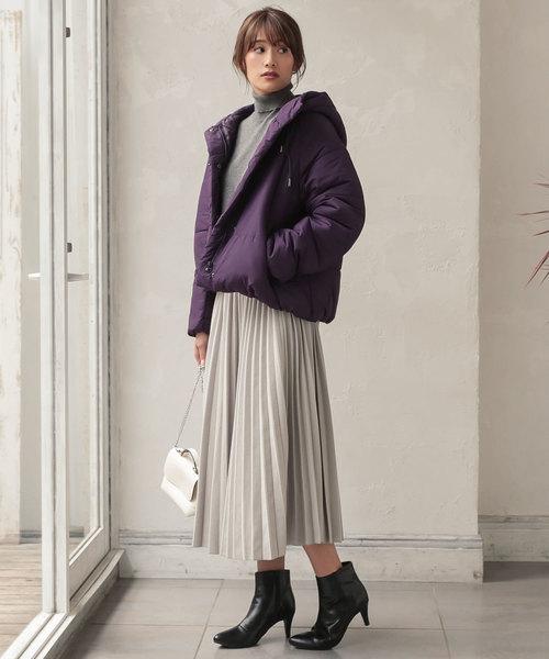 東京 1月 おすすめ 服装 スカートコーデ5