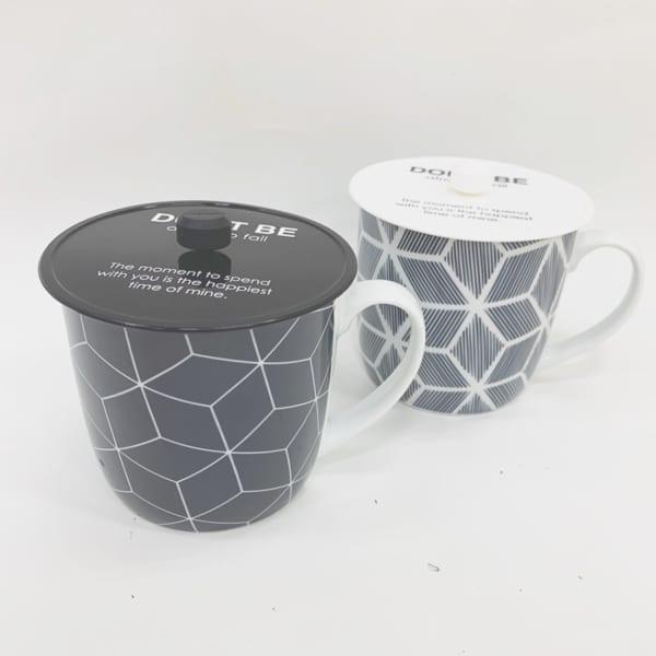 シンプル&おしゃれなダイソーマグカップ