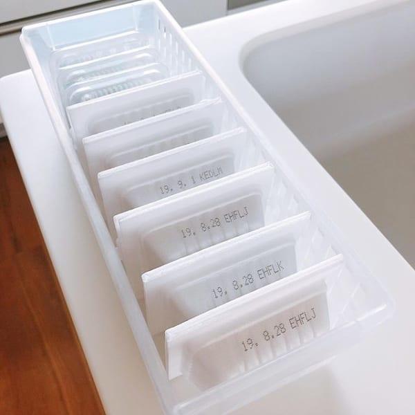 冷蔵庫の食材2