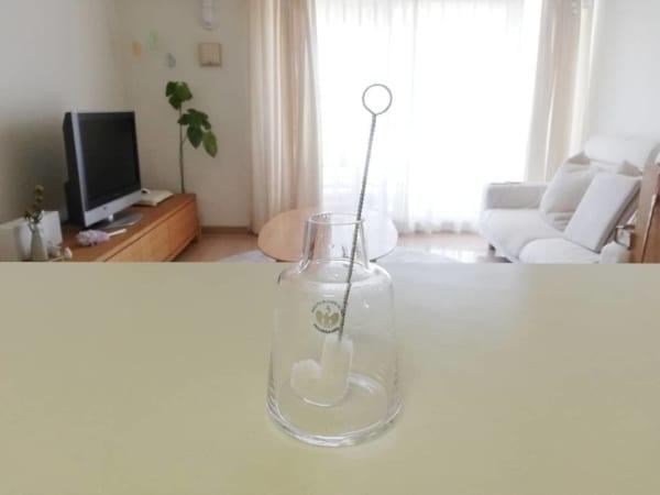 ボトル用ブラシ