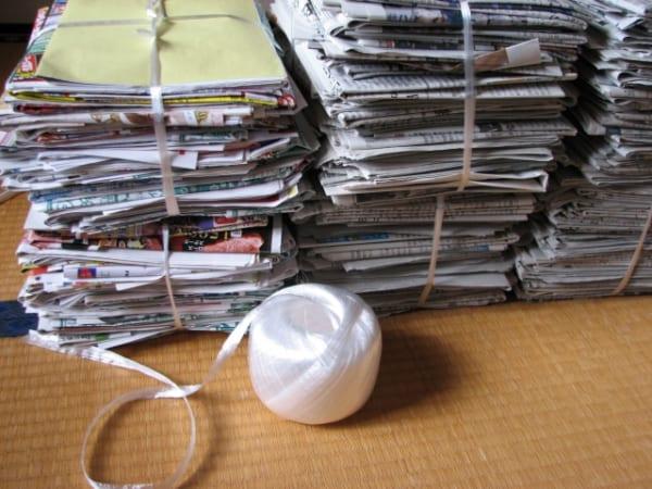 4. 資源ゴミとしてリサイクルへ