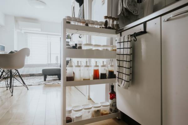 キッチン 収納 ニトリ29