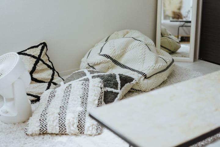 お気に入りの家具と、プチプラの家具をミックス2