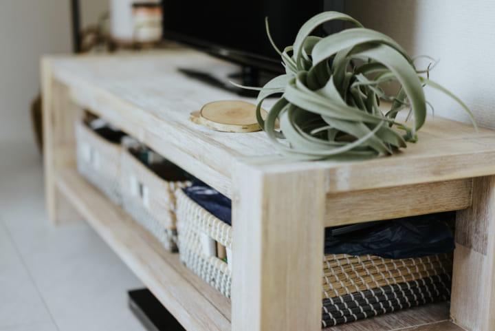 お気に入りの家具と、プチプラの家具をミックス3