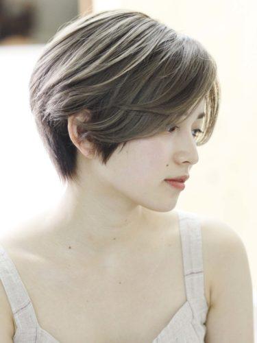 ブルベ女子に似合う髪色5