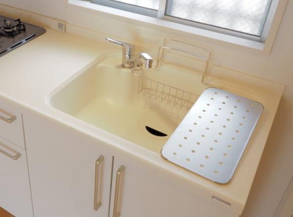 3日目:乾かしっぱなしの服、乾かしっぱなしの食器を仕分ける
