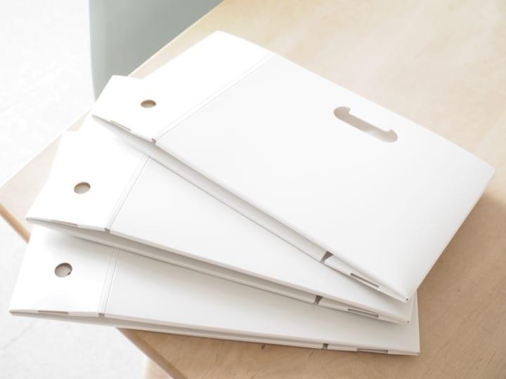 折り畳み ファイルボックス2