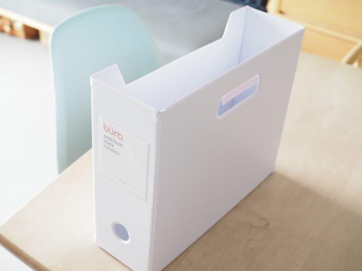 折り畳み ファイルボックス8
