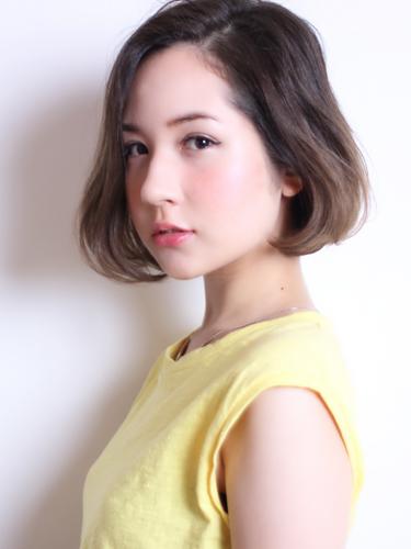ブルベ女子に似合う髪色6
