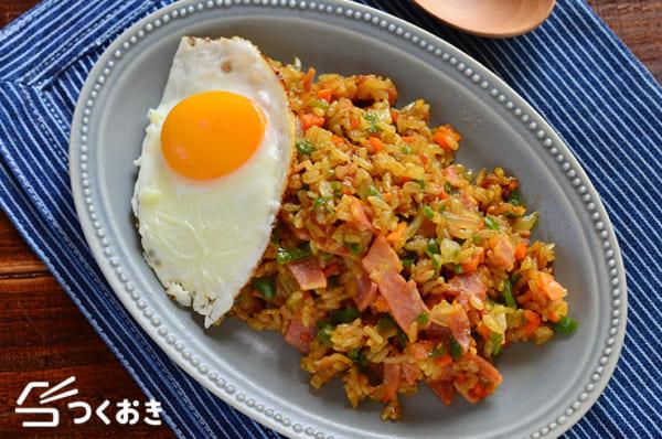 エスニック料理 簡単レシピ ご飯・麺3